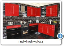 red-high-gloss